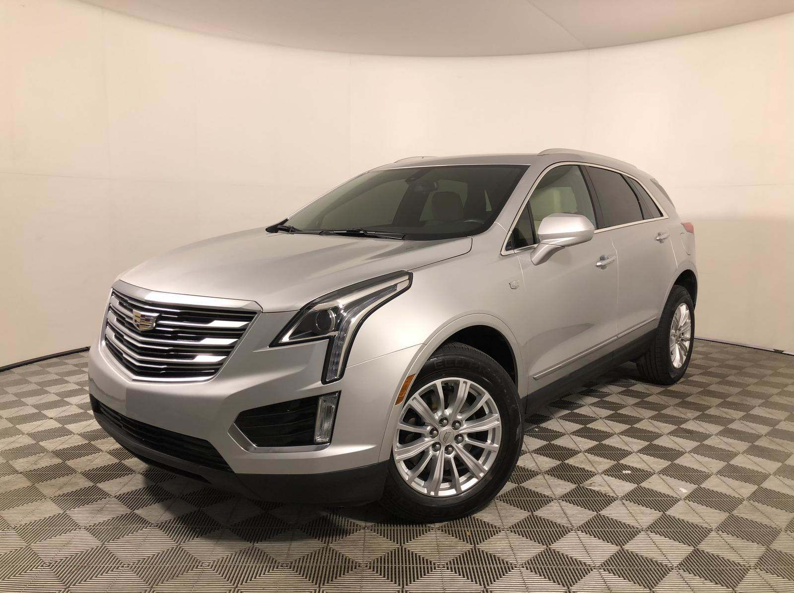 Used 2018 Cadillac XT5 For Sale ($23,480) | Vroom