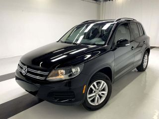 2017 Volkswagen Tiguan 2.0T Limited S 4dr SUV