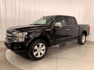 2019 Ford F-150 4x4 Platinum 4dr SuperCrew 5.5 ft. SB