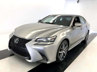 2016 Lexus GS 350 F SPORT 4dr Sedan