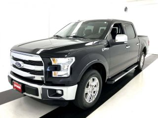 2016 Ford F-150 4x2 Lariat 4dr SuperCrew 5.5 ft. SB