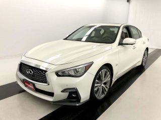 2019 INFINITI Q50 3.0T Sport 4dr Sedan