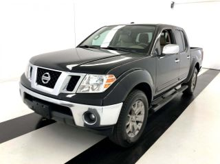 2016 Nissan Frontier 4x2 SL 4dr Crew Cab 5 ft. SB Pickup 5A