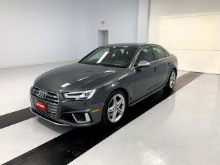 2019 Audi S4 3.0T quattro Premium