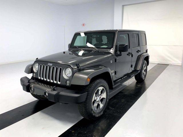 Jeep Wrangler JK Unlimited