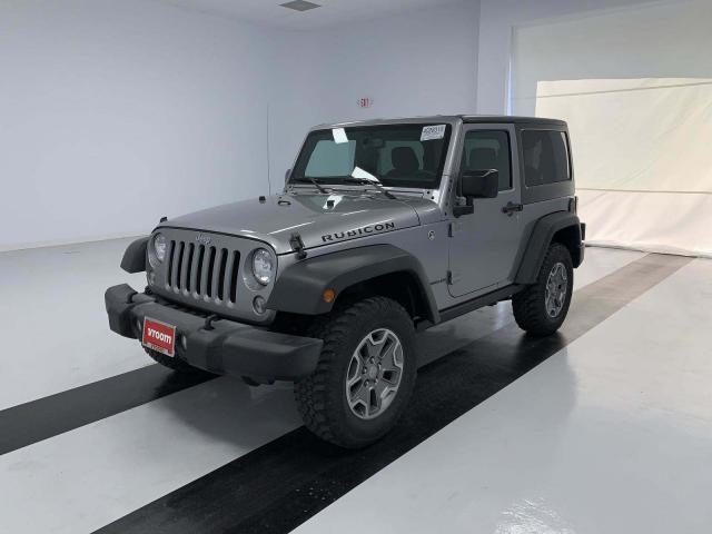 2016 Jeep Wrangler Rubicon