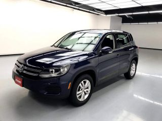 2014 Volkswagen Tiguan AWD S 4Motion 4dr SUV