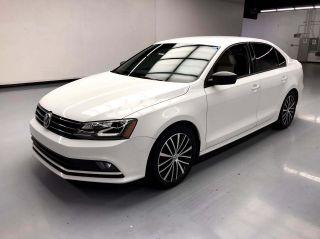 2017 Volkswagen Jetta 1.8T Sport