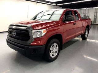 2017 Toyota Tundra 4x2 SR 4dr Double Cab Pickup SB (5.7L V8 FFV)