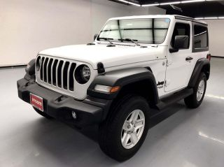 2018 Jeep Wrangler 4x4 Sport 2dr SUV (midyear release)