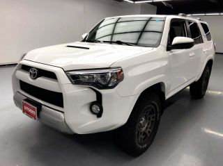 2017 Toyota 4Runner 4x4 TRD Off-Road 4dr SUV