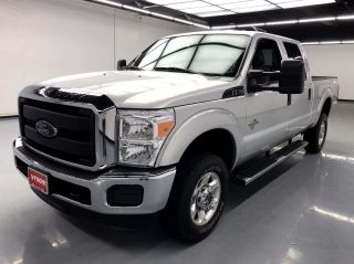 2016 Ford F-350 Super Duty 4x4 XL 4dr Crew Cab 6.8 ft. SB SRW Pickup