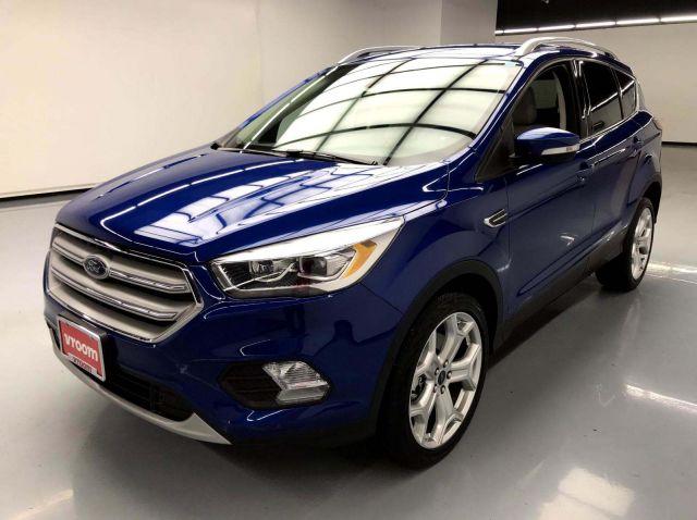 Ford Escape Ecoboost >> 2019 Ford Escape