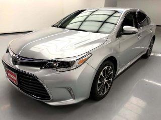 2017 Toyota Avalon XLE 4dr Sedan