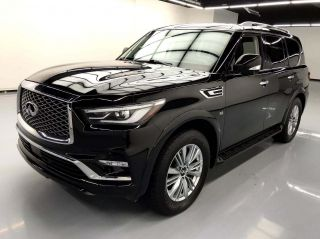 2019 INFINITI QX80 AWD Luxe 4dr SUV