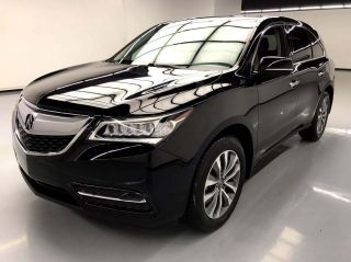 2016 Acura MDX 4dr SUV w/Technology Package