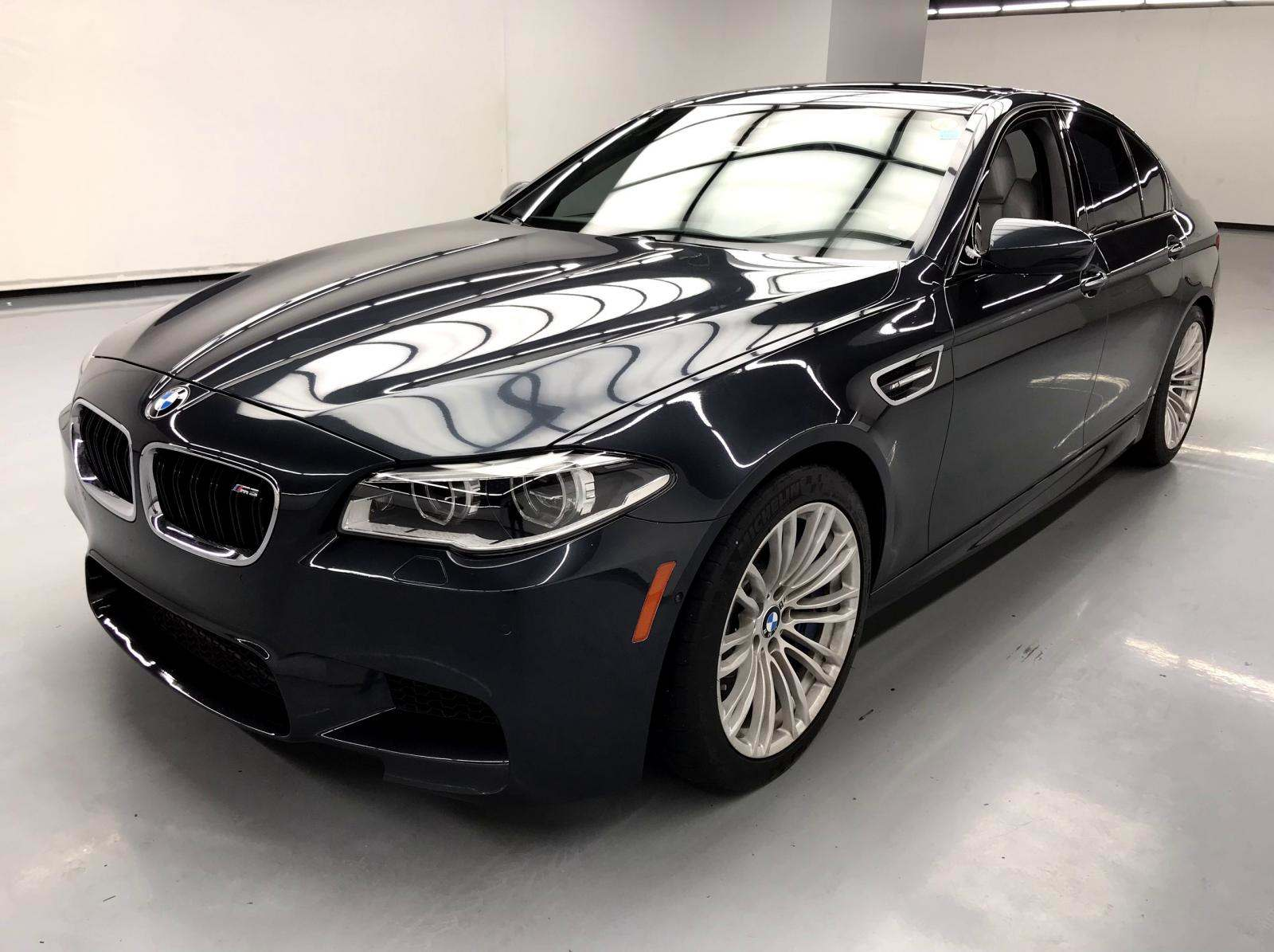 2016 Bmw M5 >> Used 2016 Bmw M5 For Sale 50 860 Vroom