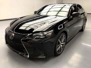 2016 Lexus GS 350 F SPORT 4dr Sedan