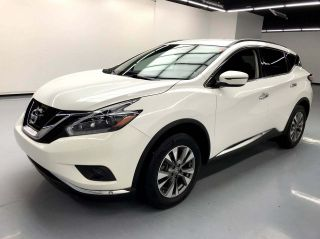 2018 Nissan Murano SV 4dr SUV