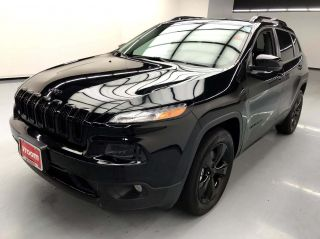 2016 Jeep Cherokee 4x4 High Altitude 4dr SUV