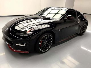 2019 Nissan 370Z NISMO 2dr Coupe 7A
