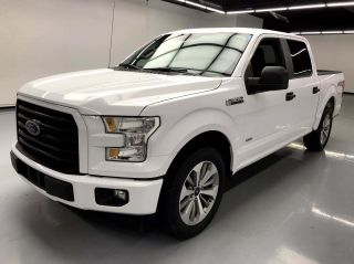 2017 Ford F-150 4x2 XLT 4dr SuperCrew 5.5 ft. SB