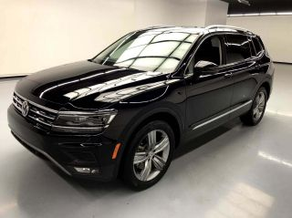 2019 Volkswagen Tiguan AWD 2.0T SEL Premium 4Motion 4dr SUV