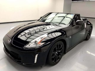 2016 Nissan 370Z Roadster Touring 2dr Convertible 7A