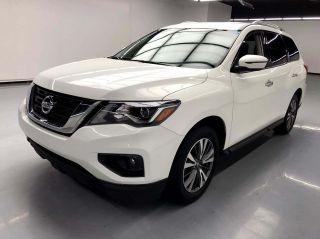 2018 Nissan Pathfinder SV 4dr SUV
