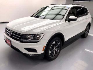 2018 Volkswagen Tiguan 2.0T SEL 4dr SUV