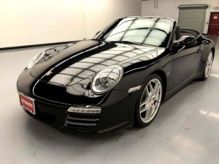 2009 Porsche 911 AWD Carrera 4S 2dr Convertible