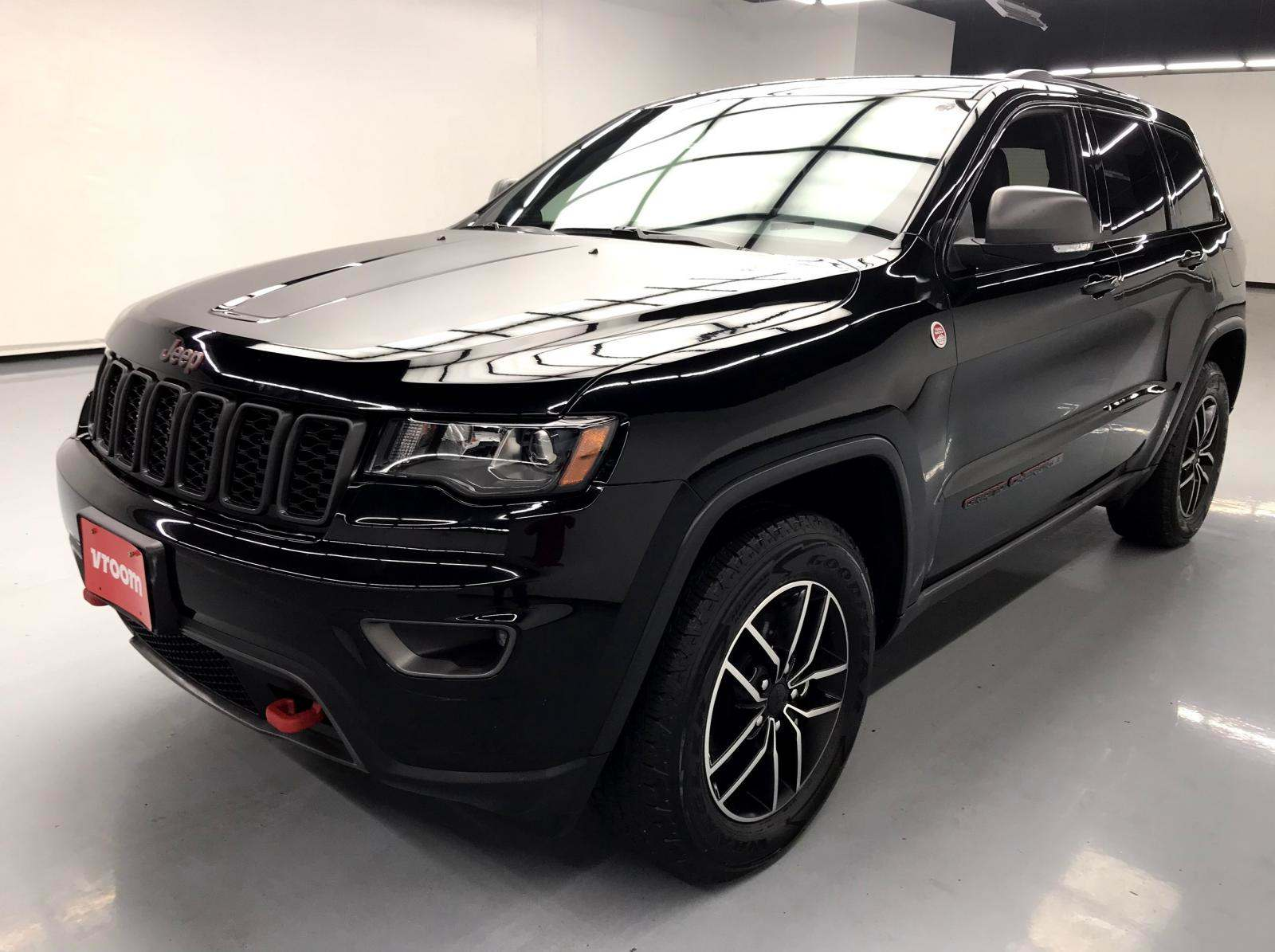 Jeep Grand Cherokee Trailhawk For Sale >> Used 2019 Jeep Grand Cherokee For Sale 33 960 Vroom