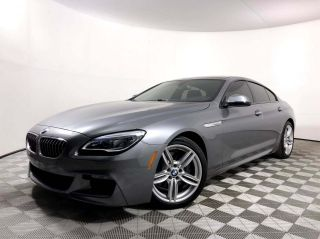 2016 BMW 6 Series 640i Gran Coupe