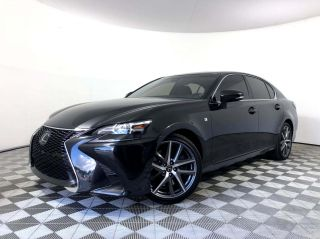 2018 Lexus GS 350 F SPORT 4dr Sedan