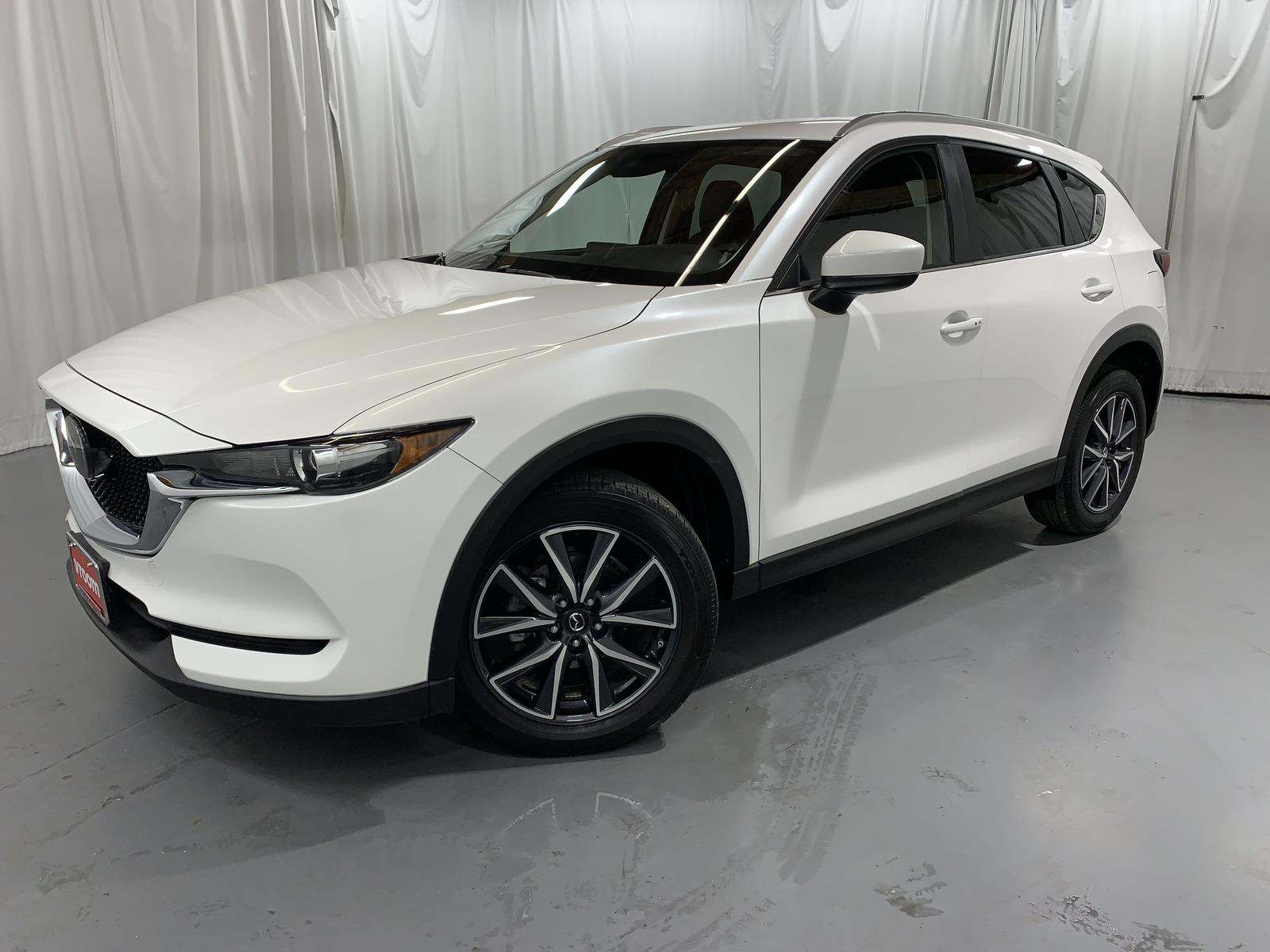 2018 Mazda CX-5