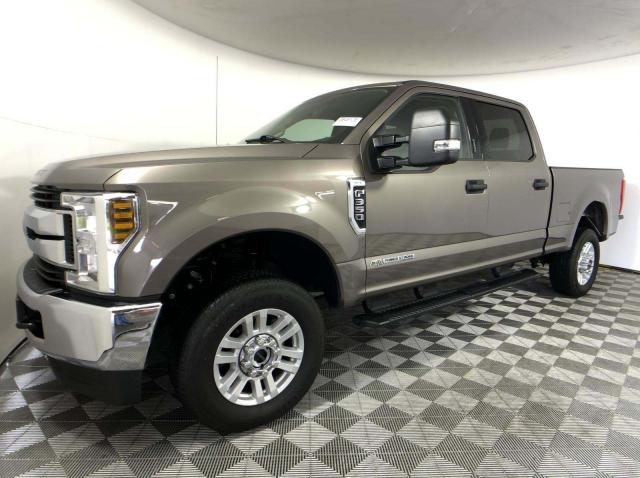 2019 Ford F-350 Super Duty 4x4 XLT 4dr Crew Cab 6.8 ft. SB SRW Pickup