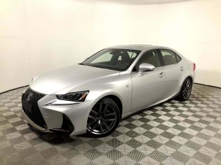 2019 Lexus IS 350 Base