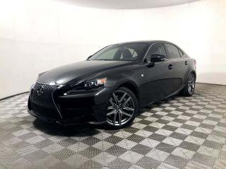 2016 Lexus IS 350 Base