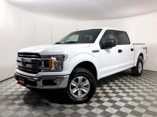 2018 Ford F-150 4x4 XLT 4dr SuperCrew 5.5 ft. SB