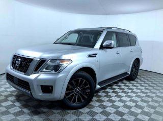 2019 Nissan Armada 4x2 Platinum 4dr SUV