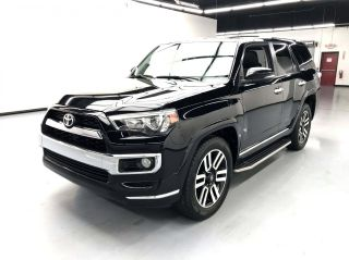 2017 Toyota 4Runner 4x2 Limited 4dr SUV