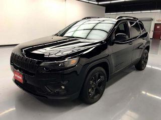 2019 Jeep Cherokee Altitude 4dr SUV