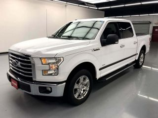 2016 Ford F-150 4x2 XLT 4dr SuperCrew 5.5 ft. SB