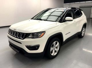 2018 Jeep Compass Latitude 4dr SUV