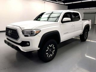 2018 Toyota Tacoma 4x4 TRD Off-Road 4dr Double Cab 5.0 ft SB 6A