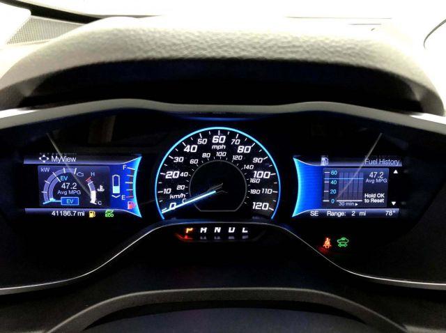 Ford C-MAX Hybrid