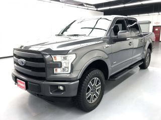 2015 Ford F-150 4x4 Lariat 4dr SuperCrew 5.5 ft. SB