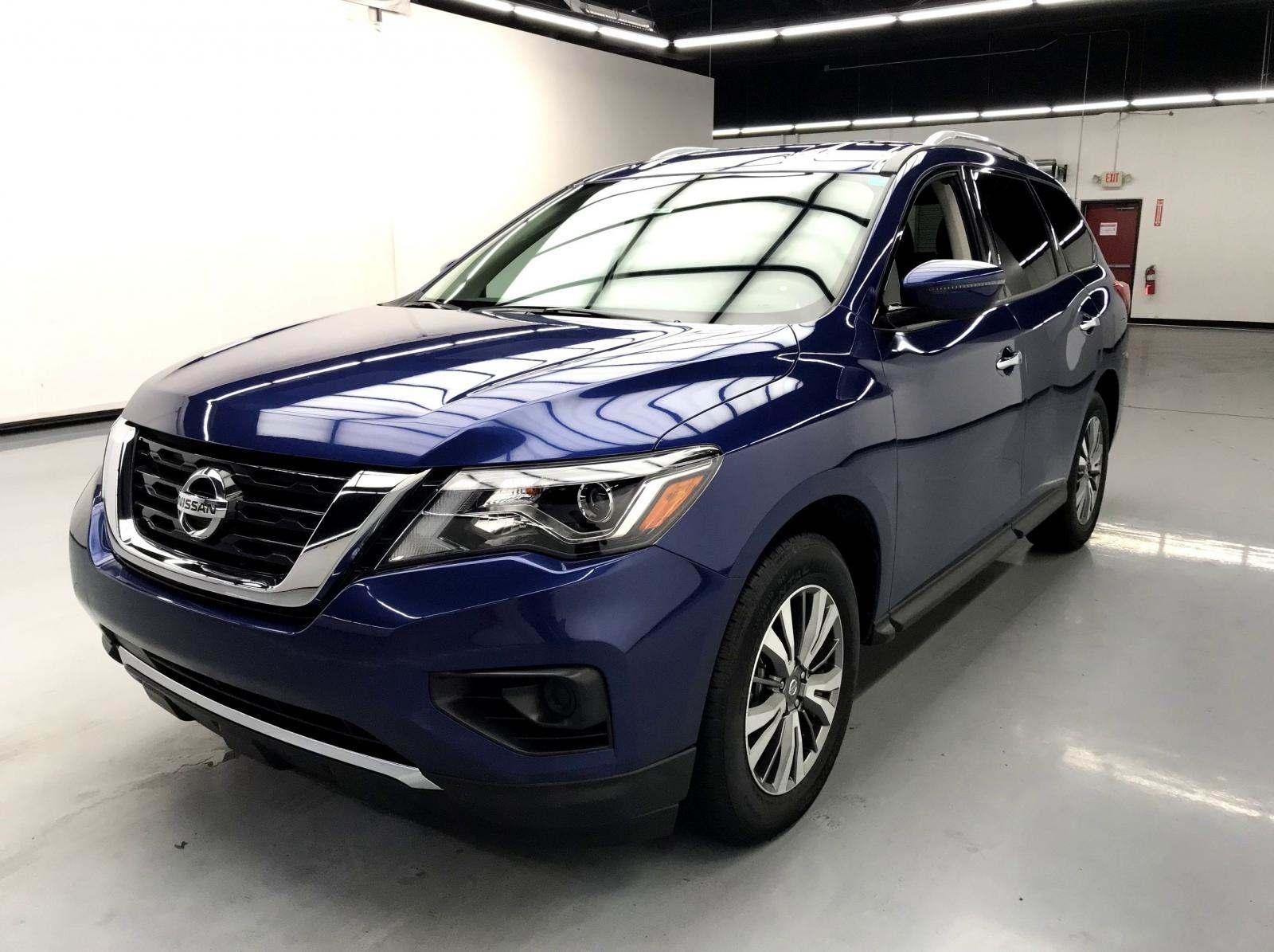 Nissan Suv Used >> Used 2019 Nissan Pathfinder For Sale 23 030 Vroom