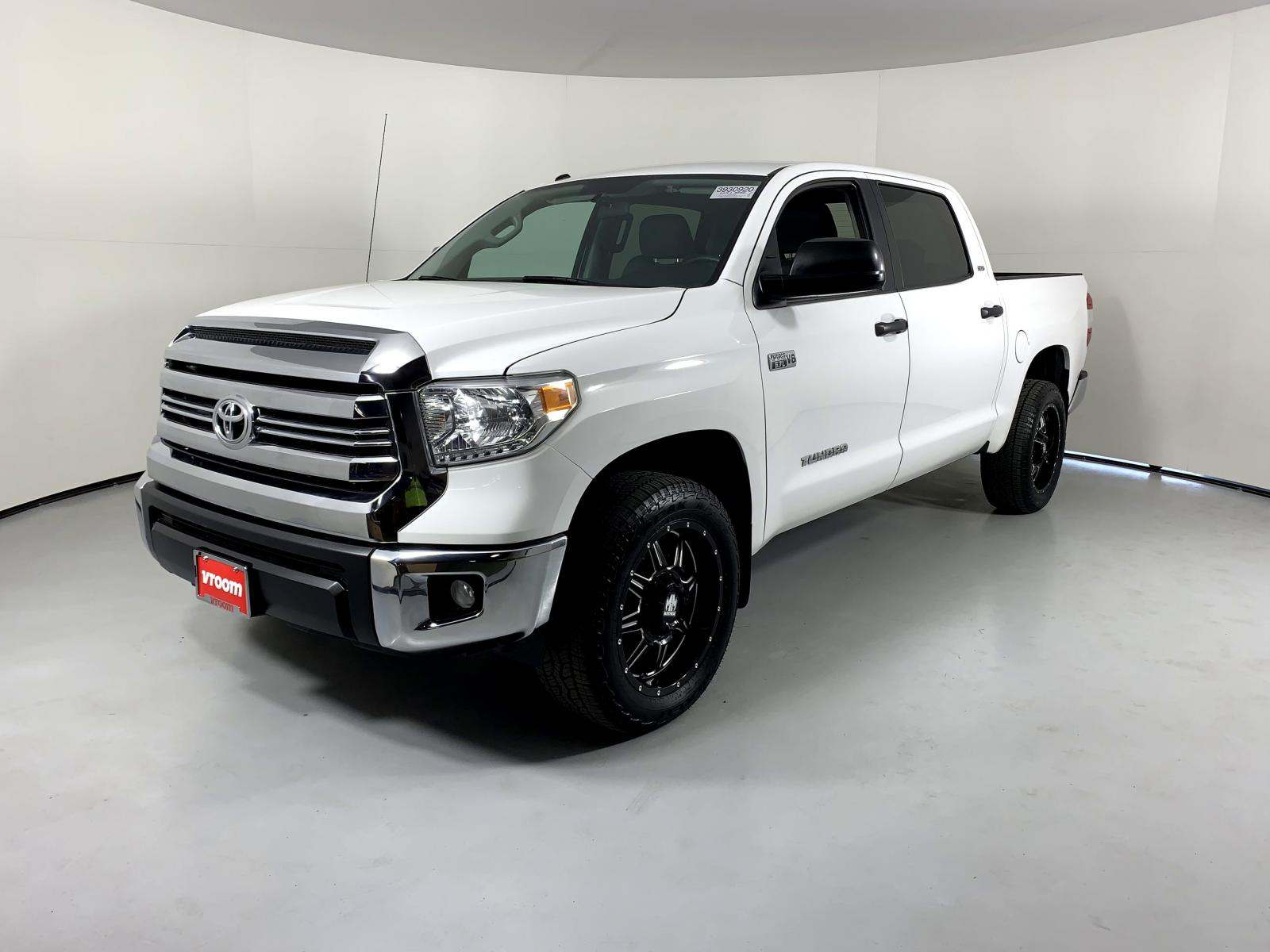 2016 Toyota Tundra For Sale >> Used 2016 Toyota Tundra For Sale 30 650 Vroom