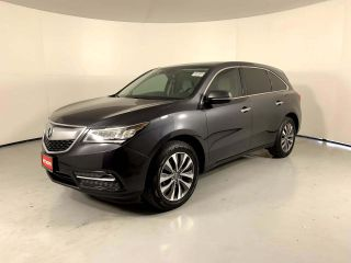 2016 Acura MDX SH-AWD 4dr SUV w/Technology Package